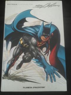 Batman Ilustrado Por Neal Adams (edicion Deluxe)