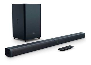 Parlante Jbl Barra De Sonido Soundbar 2.1 300w 4k Envio Grat