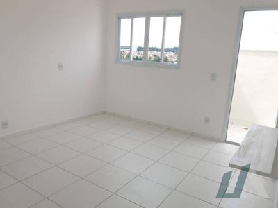 Apartamento Com 2 Dormitórios Para Alugar, 64 M² Por R$ 1.100/mês - Vila Hortência - Sorocaba/sp - Ap1795