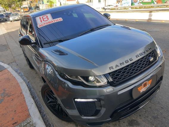 Land Rover Range Rover 2018 2.0 Hse Dynamic Sd4 5p