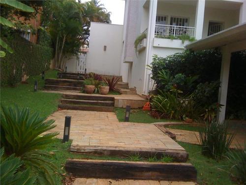 Casa Com 4 Dormitórios, 500 M² - Venda Por R$ 3.000.000,00 Ou Aluguel Por R$ 12.000,00 - Residencial Parque Rio Das Pedras - Campinas/sp - Ca3803