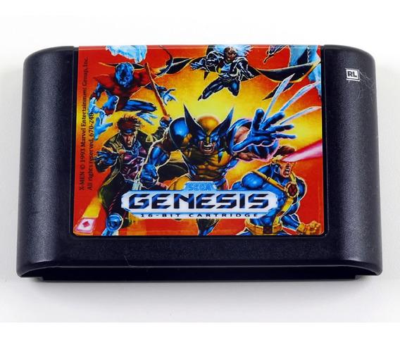 X-men Original Sega Mega Drive - Genesis