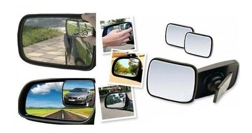 Espejos Punto Ciego Ajustables Para Autos Total View