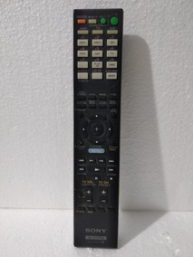 Controle Remoto Sony Do Receiver Rm Aap022