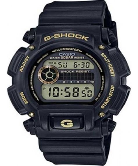 Relógio Casio Original G-shock Dw-9052gbx-1a9dr + Frete + Nf