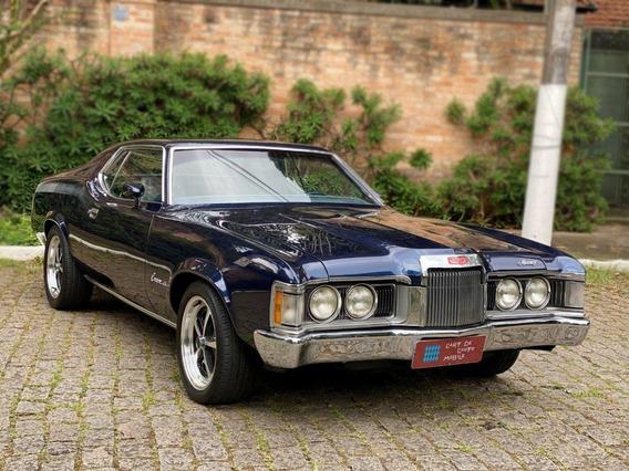 Mercury Cougar Xr7 - 1973
