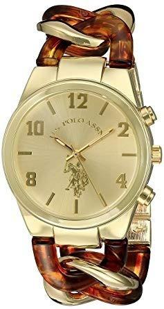 Relógio U.s. Polo Assn Usc40174az Feminino Original E.u.a