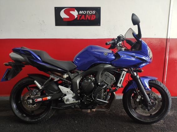 Yamaha Fazer 600 S 600s Fz6 2008 Azul