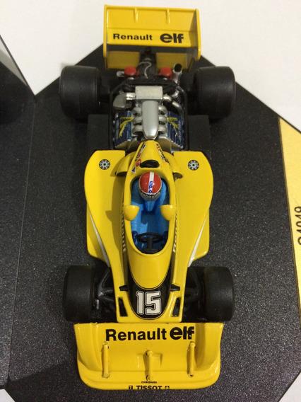 Quartzo 1/43 Renault Rs01 F1 77 Holanda Ñ Spark Minichamps