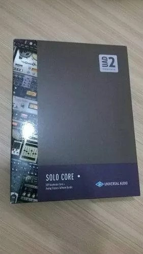 Placa Pci Universal Audio Solo Uad 2