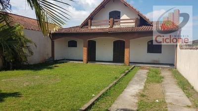 Sobrado Com 3 Dormitórios À Venda, 90 M² Por R$ 220.000 - Tupy - Itanhaém/sp - So0149