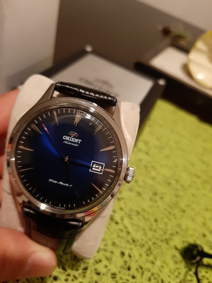 Reloj Orient Bambino 4 Caratula Azul