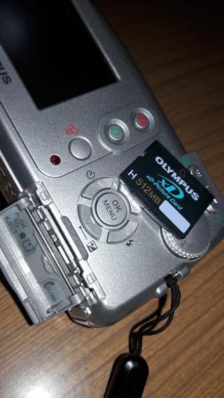 Camara Olympus Fe 120 Digital 6.0 Mega Af Zoom Memoria