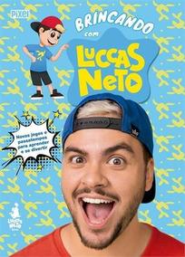 Livro Do Lucas Neto / Luccas Neto Lancamento
