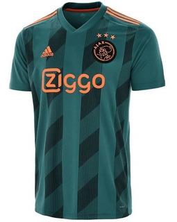 Nova Camisa Original Ajax Uniforme 2 (19/20) M-fut