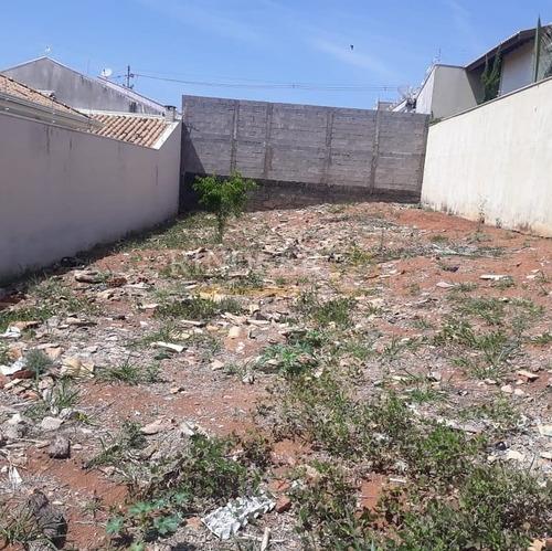 Imagem 1 de 1 de Terreno Padrão Em Franca - Sp - Te0074_rncr