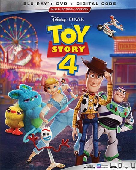 Toy Story 4 En Hd