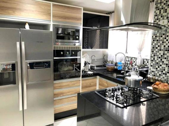 Apartamento No Massimo 114m², Fica Tudo Como Está Nas Fotos