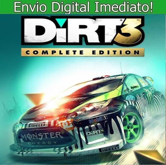 Dirt 3 Pc Complete Edition Hd Envio Imediato!