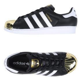 Tenis adidas Superstar Metal Toe Nuevo Original N°5