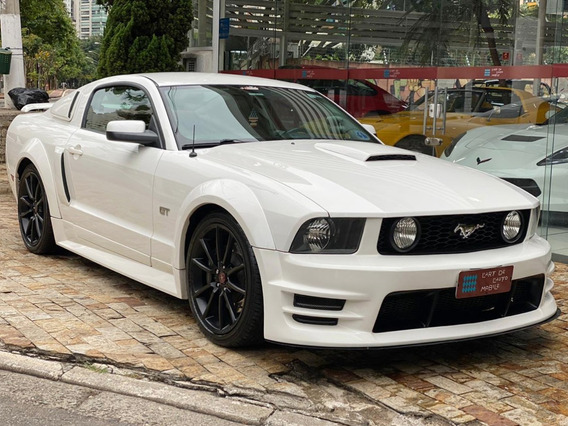 Ford Mustang 4.6 Gt Premium Coupé - 2008