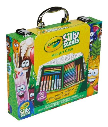 Maletin Crayola Con Accesorios Hojas Para Colorear / Qualify