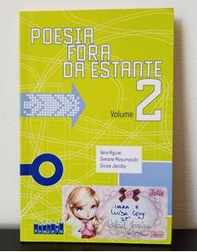 Livro Poesia Fora Da Estante - Volume 2 - Frete 10,00