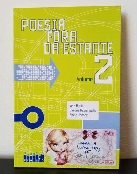 Livro Poesia Fora Da Estante - Volume 2 - Frete $12