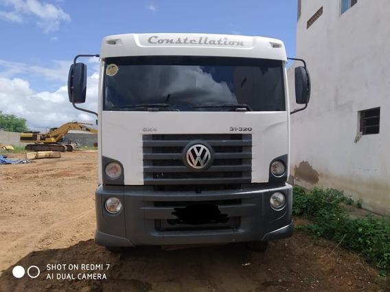 Caminhão Cavalo Mecanico Vw 31320 Ano 2008/2009