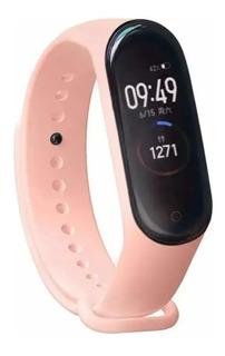 Relógio Inteligente Smartband Pulseira M4 Notificações