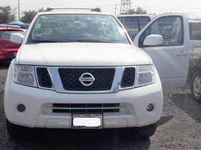 Nissan Pathfinder Advance V6 At 2012 3filas Premium