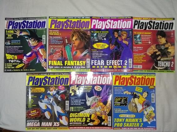Revistas Playstation Magazine