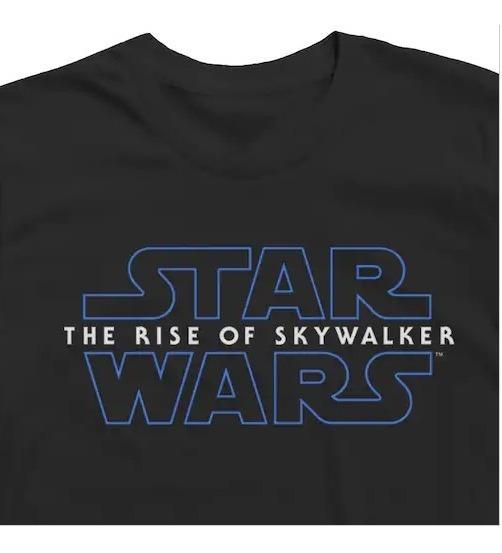 Remera Star Wars Original Importada - Tabla De Elementos