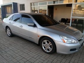 Honda Accord Blindado 2.0 Lx 4p 2006