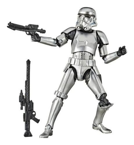 Figura Star Wars Metallic Stormtrooper