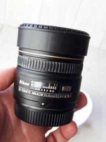 Lente Nikon 10.5mm F/2.8g Ed Dx Fisheye