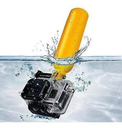 Bastão Flutuante Goprohero 4 3+ 3 Bobber Float Mergulho