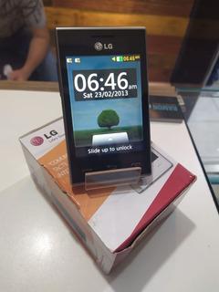 Celular Lg T585 Dual Chip Câmera 2mpx Prateado