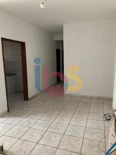 Alugo Apartamento 2/4, Localizado Na Js Pinheiro - 4726