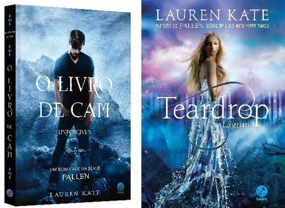 Fallen - Teardrop: Lágrimas - O Livro De Cam - Lauren Kate