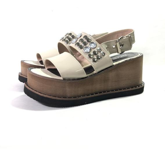 Anca & Co Moka Nuevo Modelo Elegante El Mercado De Zapatos!