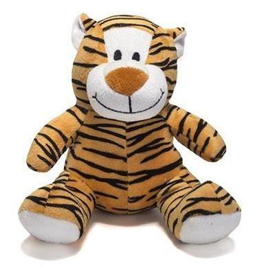 Bicho De Pelúcia 17cm - Tigrezinho - Unik Toys