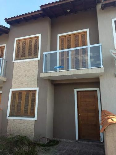 Casa Com 2 Dormitórios, 60 M² - Venda Por R$ 189.000,00 Ou Aluguel Por R$ 1.300,00/mês - Parque Dos Anjos - Gravataí/rs - Ca1916