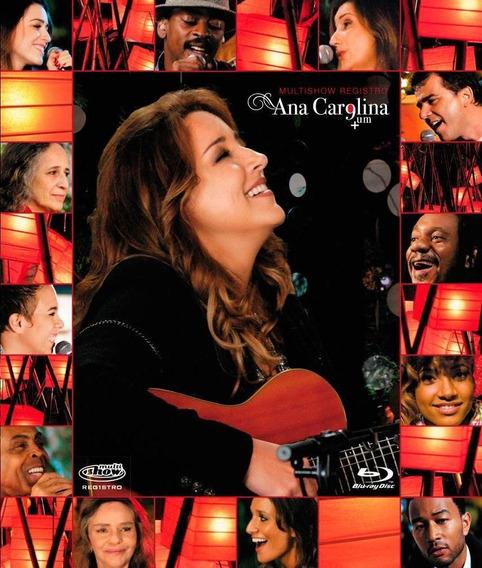 Ana Carolina - 9 + Um - Blu-ray - Novo