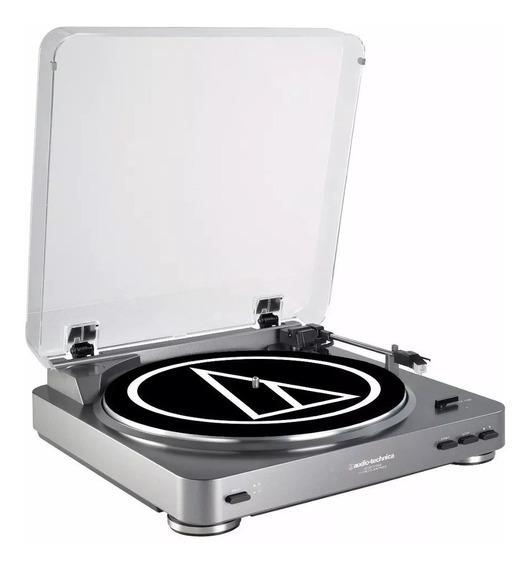 Toca Discos Vitrola Audio Technica At Lp60 Lp 60 Usb
