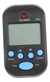 Herramienta Musical Metrónomo De Tempo Mini-m50 Lcd