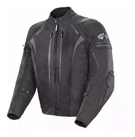 Campera Cordura Moto Joe Rocket Atomic 5.0 Protecciones
