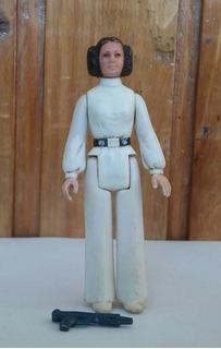Figura Leia Star Wars Vintage 1977 Kenner Los Germanes