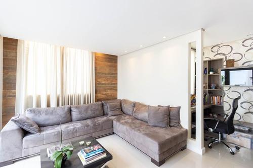 Imagem 1 de 30 de Apartamento Duplex Com 3 Dormitórios À Venda, 170 M² Por R$ 1.400.000,00 - Mandaqui - São Paulo/sp - Ad0011