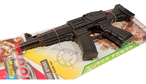 Pistola De Juguete Con Sonido Para Niños 30 Cm